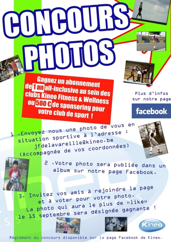 Grand Concours photo !