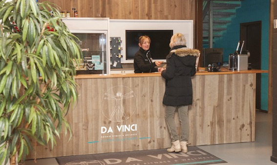 Da Vinci, Fitness et wellness (Wavre - Waterloo)