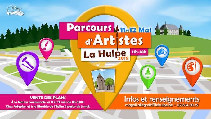 Parcours d'Artistes de La Hulpe : Mariposa création et atelier de bijoux