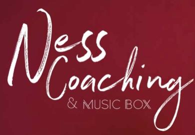Coaching vocal et cours de chant en Brabant wallon : NESS COACHING AND MUSIC BOX