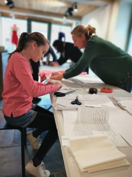 Brabant wallon : Stages de couture pour enfants cet été