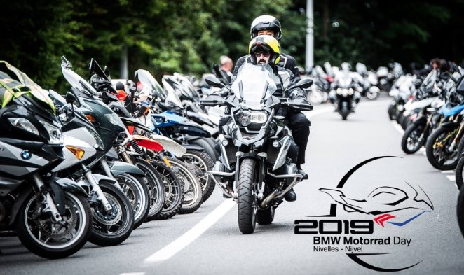 Nivelles : BMW Motorrad Day 2019