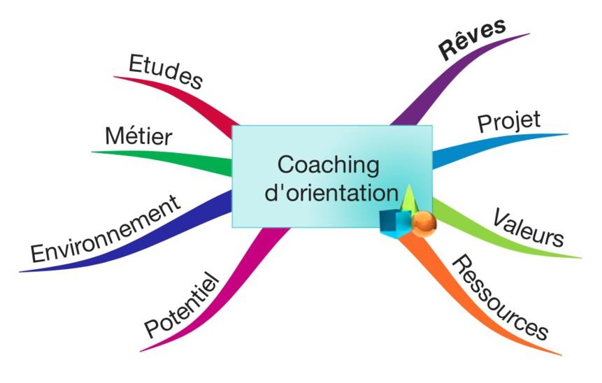 Coaching d'orientation à Waterloo et Braine L'Alleud:  Choisir un métier, un environnement de travail