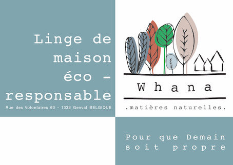 Brabant Wallon: Whana – Matières naturelles et éco-responsables à Genval