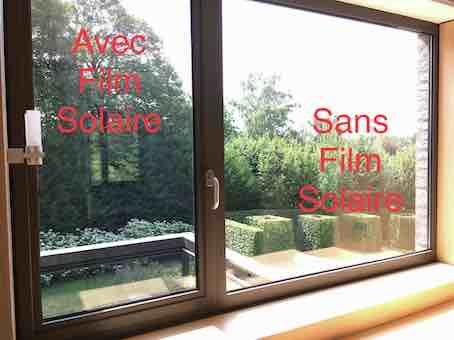 Wavetint: Protections et filtres solaires pour vitres de bâtiments