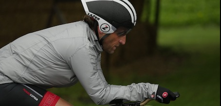 Brabant wallon: Arnaud de Meester, le brabançon qui aime les folies sportives