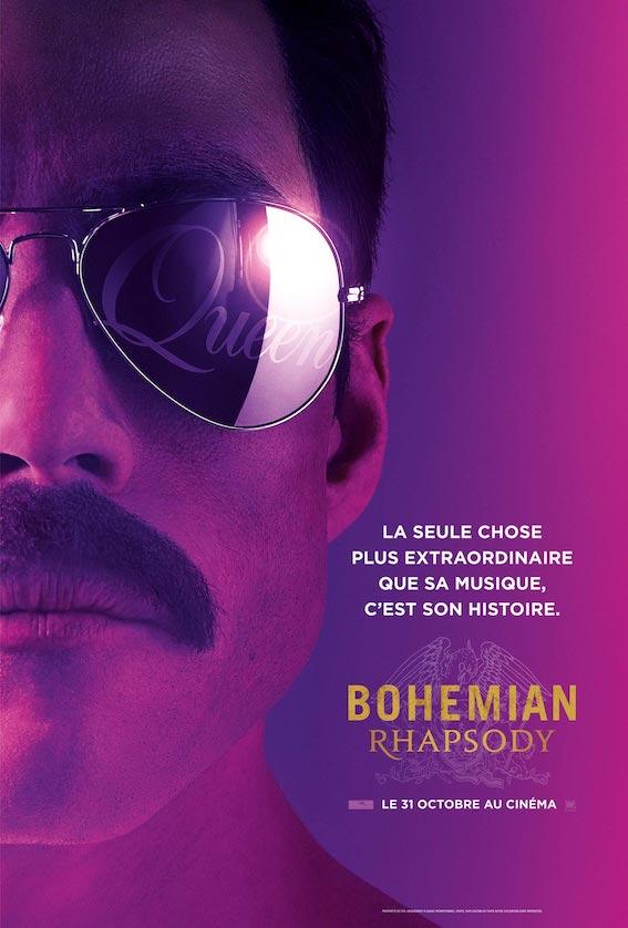 Wavre cinéma plein air : Film « Bohemian Rapsody »