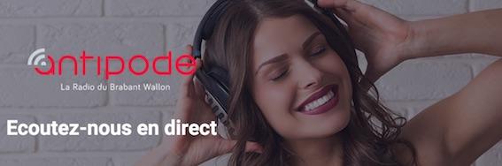 « UN PETIT PAS POUR LA RADIO, UN GRAND PAS POUR ANTIPODE »