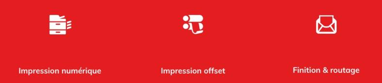 Les spécialistes du graphisme et de l'impression : DB Print