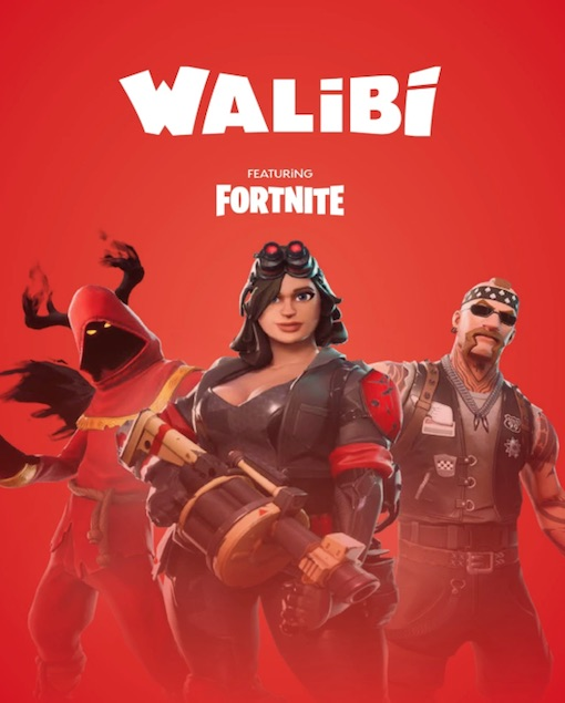 Soirées Fortnite à Walibi les 24 et 30 août : Mesurez-vous aux gamers spécialisés !