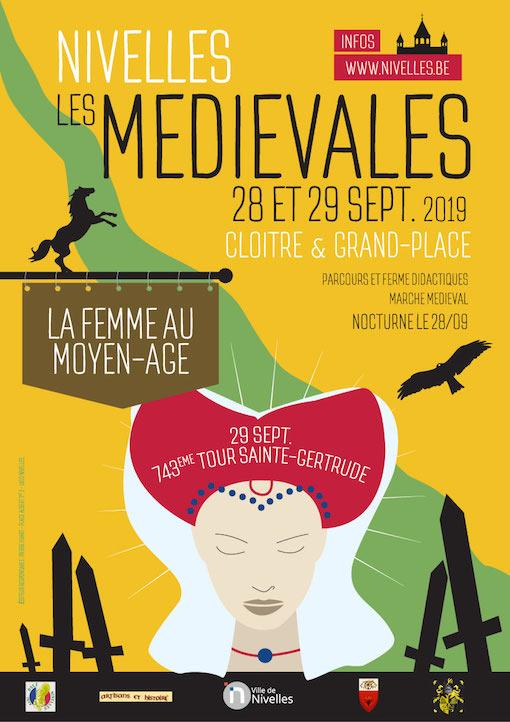 Nivelles : Les Médiévales