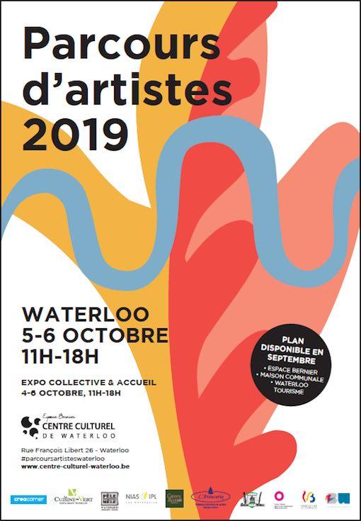 Waterloo : AMATEURS D'ART OU DE «RANDO ARTISTIQUE» À VOS AGENDAS !