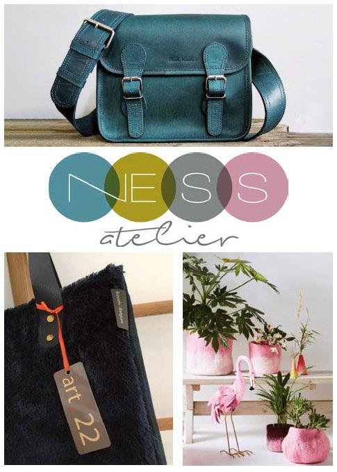 NESS ATELIER - Création, Décoration & Accessoires (Rixensart)