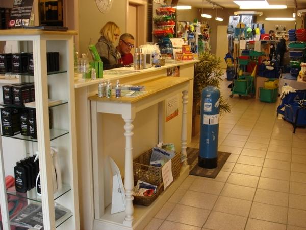 La boutique du nettoyage (Wavre - Brabant wallon)