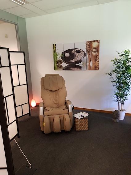 Fauteuils de massages RelaXmybody : Mon partenaire bien-être au travail et à la maison (Wavre - Waterloo - Brabant wallon)