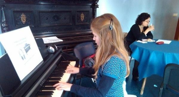 """Un """"Reine Elisabeth"""" pour jeunes pianistes à Grez-Doiceau"""