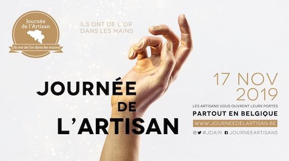 Journée de l'artisan : L'Atelier de Garnissage participe !