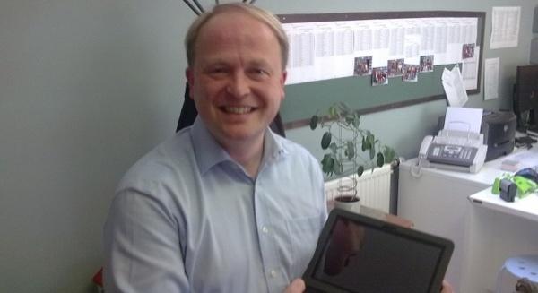Les tablettes numériques arrivent dans les écoles
