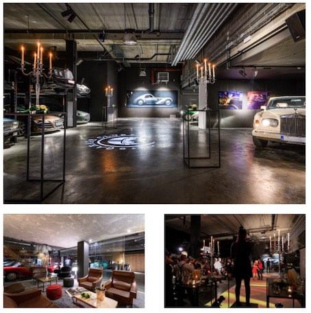 BW : Le Garage Club, un concept unique et inédit  pour les passionnés d'automobile !