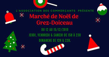 Marché de Noël de Grez-Doiceau 2019