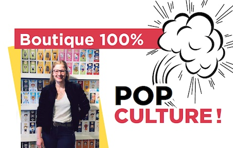 Shopforgeek Wavre:  boutique 100% POP CULTURE !