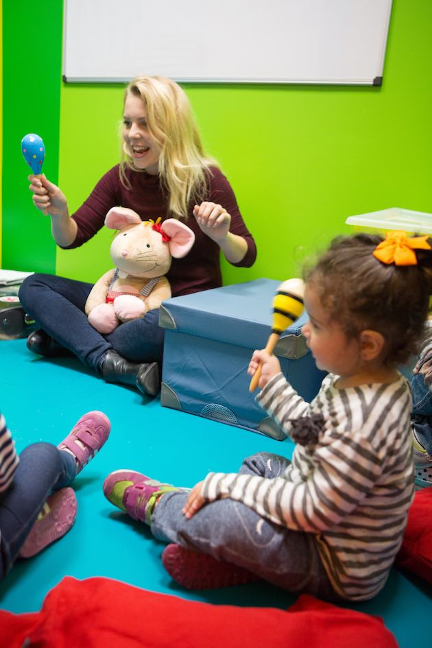 Kids & Us :  Language School - Cours d'anglais pour enfants de 1 à 18 ans