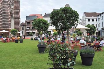 Coup de coeur pour le jardin urbain de wavre for Wavre jardin urbain 2015