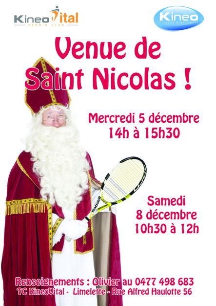 Venue de Saint Nicolas !