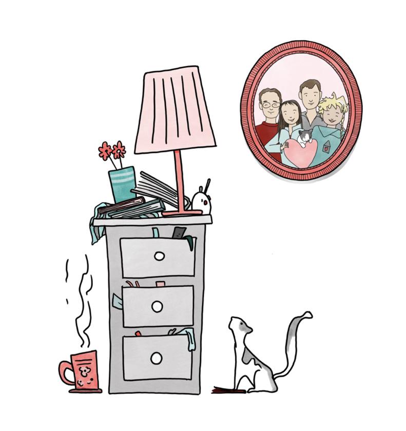 La revanche d'une bordélique | Home Organising | Créatemps