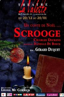 Scrooge au Théâtre de la Valette.