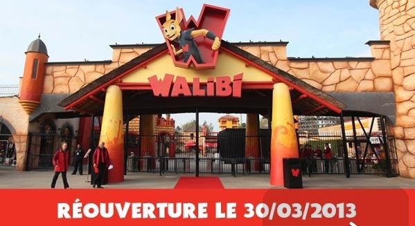 Walibi recrute 400 personnes pour la saison 2013 !