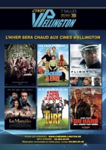 Concours Cinéma Wellington !