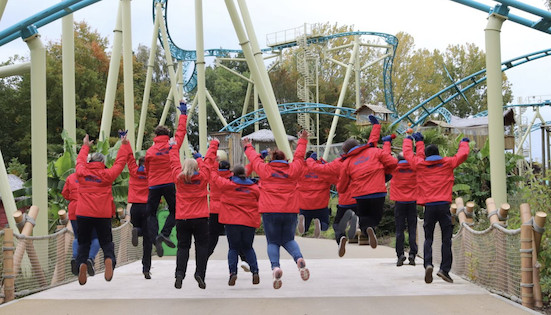 WALIBI RECRUTE 600 COLLABORATEURS VIA UNE CAMPAGNE DE RECRUTEMENT DIGITALE