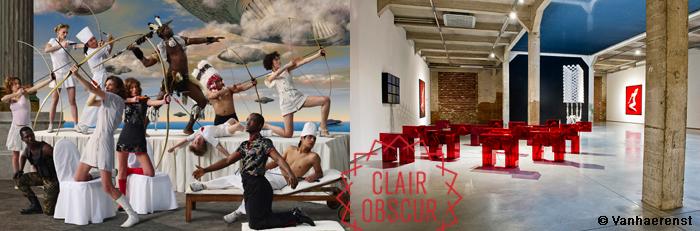 Clair Obscur : Voyage et workshop