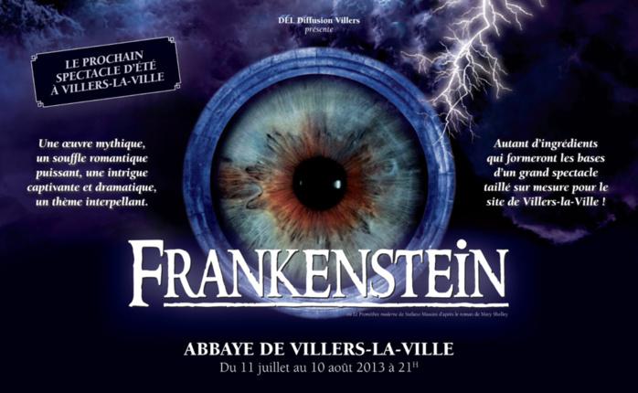 Frankenstein à Villers-La-Ville !