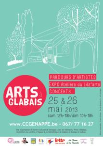 Arts à Glabais - Un parcours d'artistes inscrit au cœur du patrimoine local