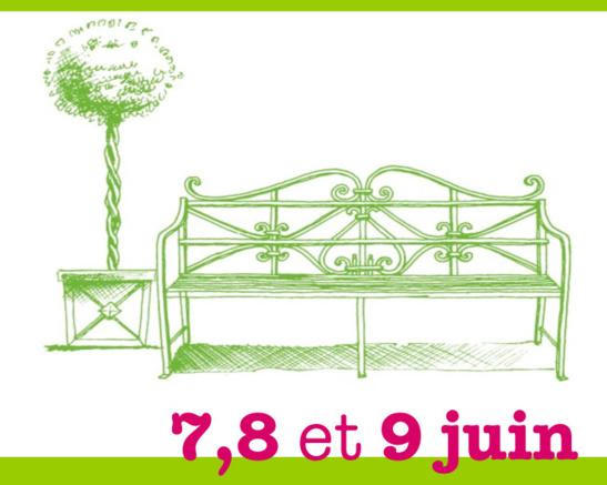 EVENT : Je suis au jardin !