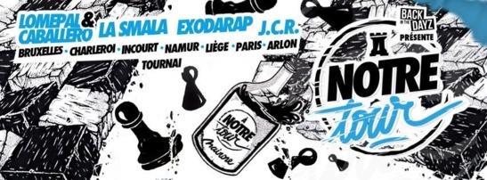 31 Mai : Concert IAD MUSIC : A notre Tour + Blue Monday People