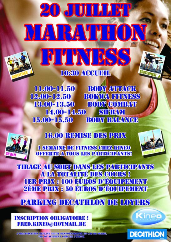 Marathon Fitness !