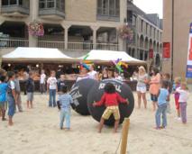 Louvain la plage 2013