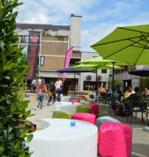 Louvain la plage 2013 (Une)