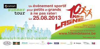 Les 10 km de Lasne - 3ème édition – Dimanche 25 août 2013