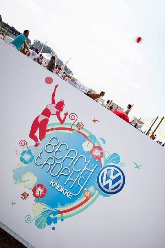 Beach Trophy Knokke 2013