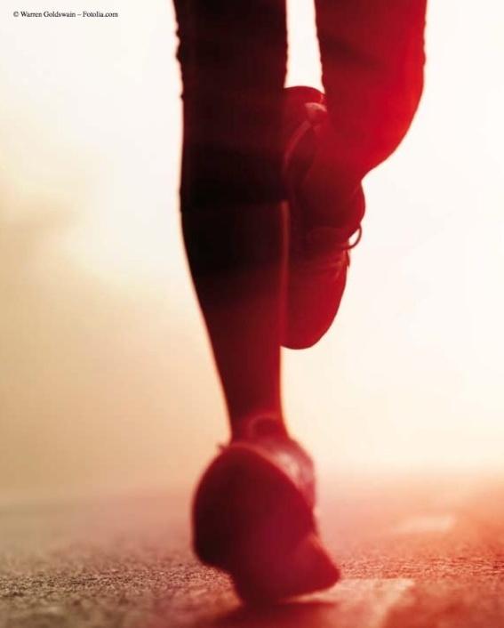 Courir : tout un art