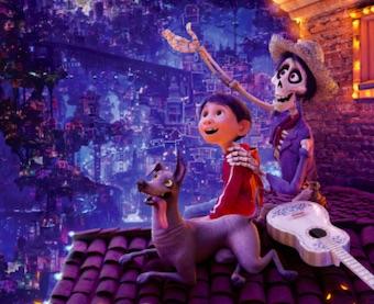 Ramillies cinéma en plein air | Coco