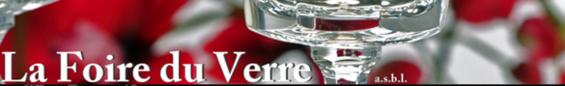Foire du Verre – 5 & 6 Octobre 2013 – Centre Sportif de Lasne