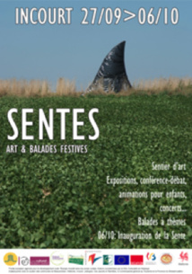 Incourt - Sentes 2013 – art et balades festives !