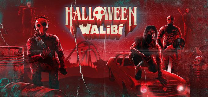HALLOWEEN WALIBI EST DE RETOUR, PLUS SPECTACULAIRE ET PLUS TERRIFIANT QUE JAMAIS !