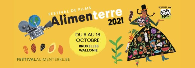 Le Festival Alimenterre revient à Ottignies-LLN pour sa 13ème édition