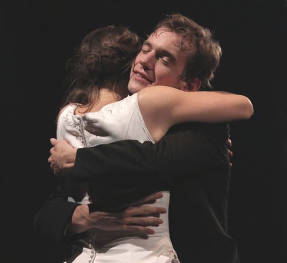 Les 21 et 22 novembre 2013, l'Atelier Théâtre Jean Vilar présente : L'Ecume des jours